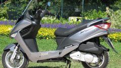 Suzuki Burgman 200 Vs Sym Joyride 200 Evo - Immagine: 21