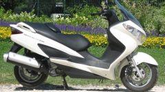 Suzuki Burgman 200 Vs Sym Joyride 200 Evo - Immagine: 23