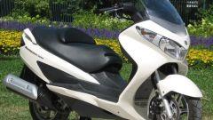 Suzuki Burgman 200 Vs Sym Joyride 200 Evo - Immagine: 24