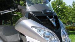 Suzuki Burgman 200 Vs Sym Joyride 200 Evo - Immagine: 41