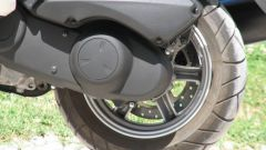 Suzuki Burgman 200 Vs Sym Joyride 200 Evo - Immagine: 55
