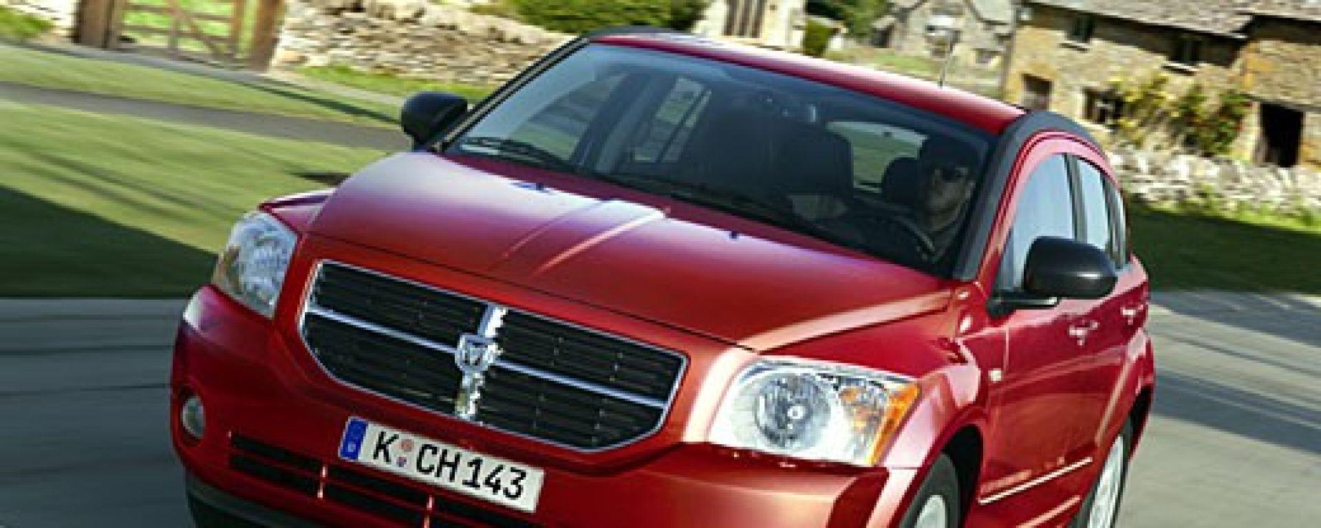 Dodge Caliber my 2010