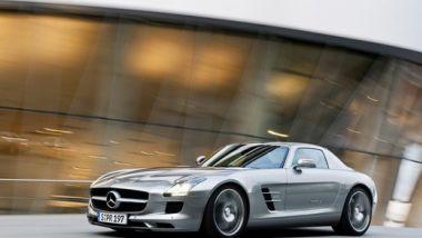 Listino prezzi Mercedes-Benz SLS Coupé