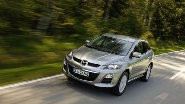 Listino prezzi Mazda CX-7
