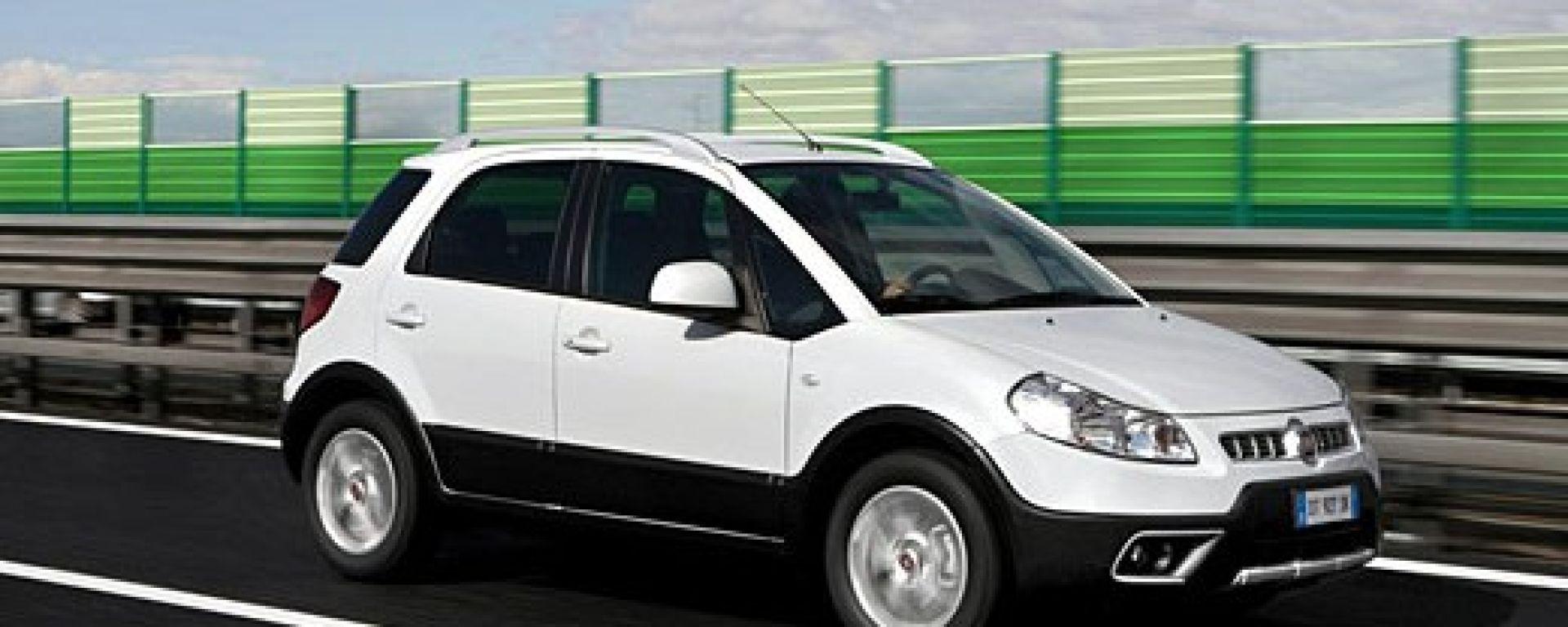 Fiat Nuovo Sedici