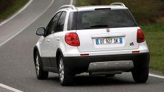 Fiat Nuovo Sedici - Immagine: 18