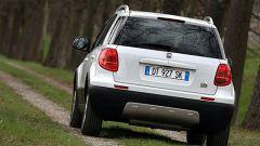 Fiat Nuovo Sedici - Immagine: 21