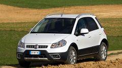Fiat Nuovo Sedici - Immagine: 23