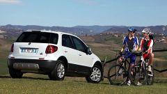 Fiat Nuovo Sedici - Immagine: 13