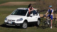 Fiat Nuovo Sedici - Immagine: 2