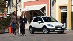 Fiat Nuovo Sedici - Immagine: 3