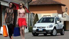 Fiat Nuovo Sedici - Immagine: 4