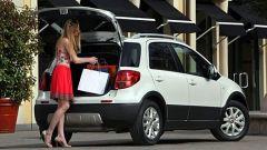 Fiat Nuovo Sedici - Immagine: 5