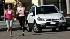 Fiat Nuovo Sedici - Immagine: 6