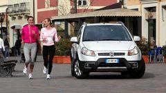 Fiat Nuovo Sedici - Immagine: 7