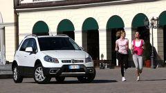 Fiat Nuovo Sedici - Immagine: 8