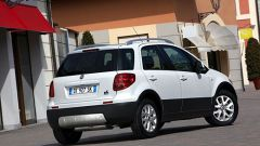Fiat Nuovo Sedici - Immagine: 10