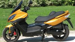 Test Drive: Kymco Xciting R 300i - MotorBox
