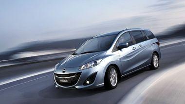 Listino prezzi Mazda Mazda5