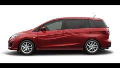 La Mazda5 2010 in 60 nuove immagini - Immagine: 24