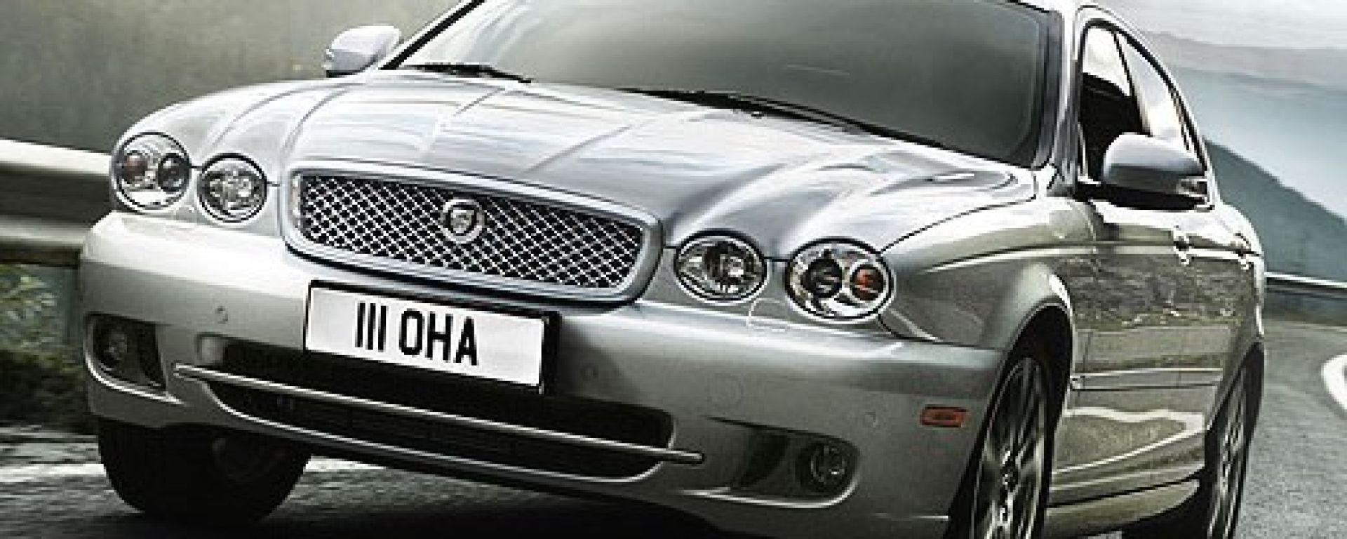 Jaguar XType 2.2D 2008