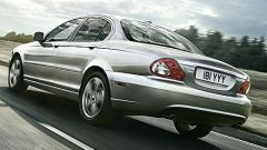 Jaguar XType 2.2D 2008 - Immagine: 10