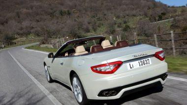 Listino prezzi Maserati GranCabrio