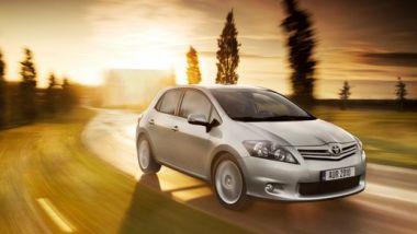 Listino prezzi Toyota Auris