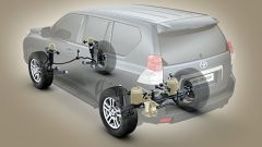 Toyota Land Cruiser 150 - Immagine: 93