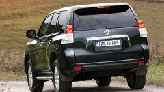 Toyota Land Cruiser 150 - Immagine: 12