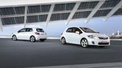 Toyota Auris HSD Hybrid - Immagine: 87