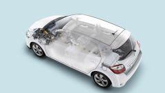 Toyota Auris HSD Hybrid - Immagine: 44
