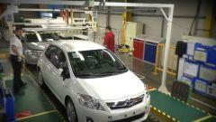Toyota Auris HSD Hybrid - Immagine: 37