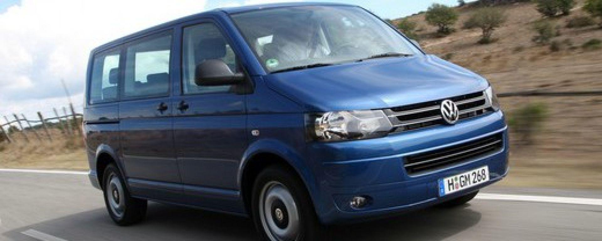 Volkswagen T5 Multivan 2010