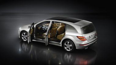 Listino prezzi Mercedes-Benz Classe R