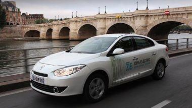 Listino prezzi Renault Fluence