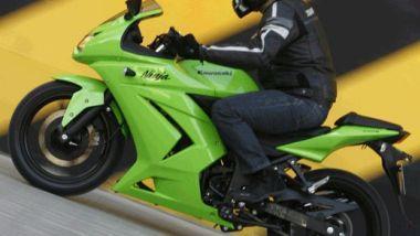 Listino prezzi Kawasaki Ninja 250R