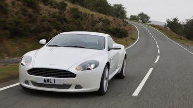 Listino prezzi Aston Martin DB9