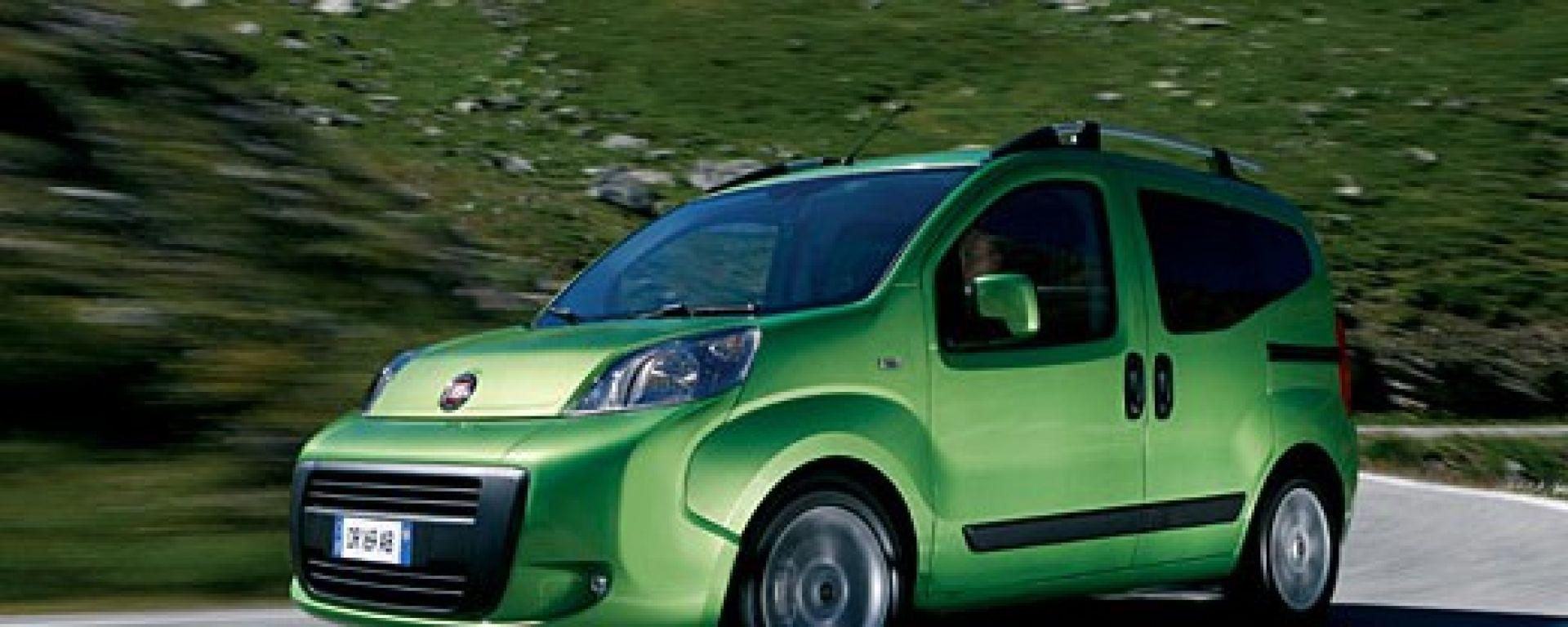 Fiat Qubo my 2011