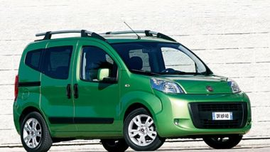 Listino prezzi Fiat Qubo
