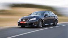 Lexus IS-F - Immagine: 3