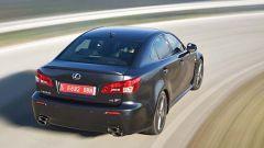 Lexus IS-F - Immagine: 5