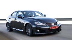 Lexus IS-F - Immagine: 6