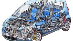 Opel Agila 2008 - Immagine: 18