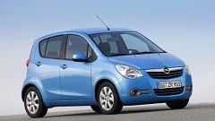 Opel Agila 2008 - Immagine: 28