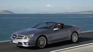 Listino prezzi Mercedes-Benz Classe SL