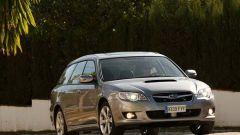 Subaru Legacy e Outback Boxer Diesel - Immagine: 9