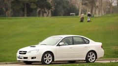 Subaru Legacy e Outback Boxer Diesel - Immagine: 11
