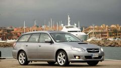 Subaru Legacy e Outback Boxer Diesel - Immagine: 22