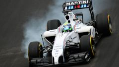 2014 in Williams - Felipe Massa